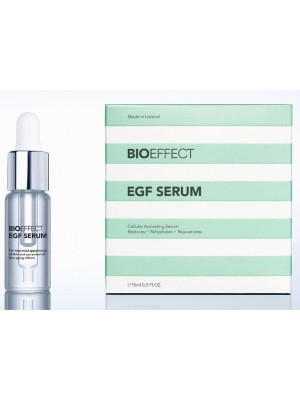 Bioeffect EGF Serum 15 ml - steklenička in embalaža