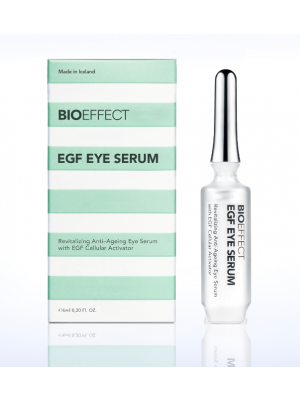 BIOEFFECT EGF EYE SERUM - za POMLAJEVANJE kože okoli OČI - 6ml