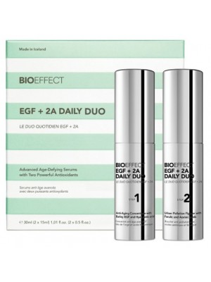 Bioeffect serum EGF + 2A Daily Duo, 2 x 15 ml